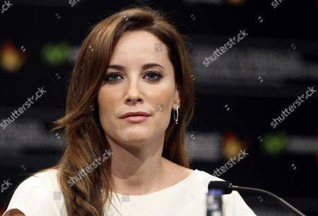 Portuguese Actress Maria Joao Bastos Attends a Press Conference For 'The Casanova Variations' During the 62nd San Sebastian International Film Festival in San Sebastian Spain 22 September 2014 the Movie is Presented in the Official Selection of the Festival Which Runs Until 27 September Spain San Sebastian