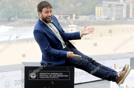 Editorial picture of Spain San Sebastian Film Festival - Sep 2014