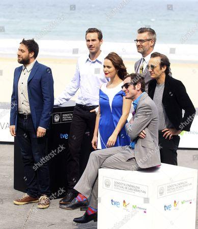 Editorial photo of Spain San Sebastian Film Festival - Sep 2014