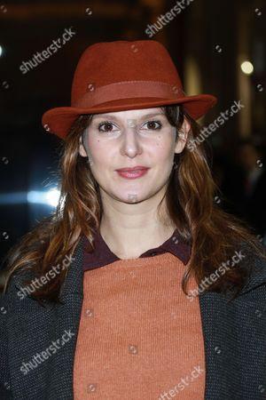 Stock Image of Elodie Navarre