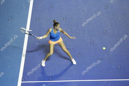 Editorial photo of Mexico Tennis - Feb 2014