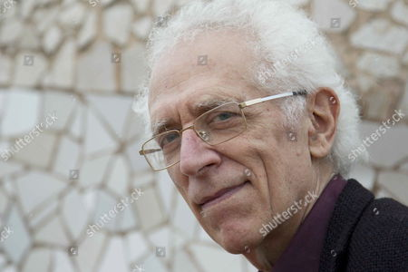 Stock Photo of Franco-bulgarian Born Linguist Philosopher and Sociologist Tzvetan Todorov Poses For Photographers During an Interview with Spanish News Agency Efe in Barcelona North-eastern Spain 10 November 2014 Todorov is in Barcelona to Present His Book 'Painting in the Age of Enlightenment From Watteau to Goya' Spain Barcelona