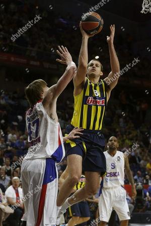 Editorial photo of Spain Basketball Euroleague Final Four - May 2015