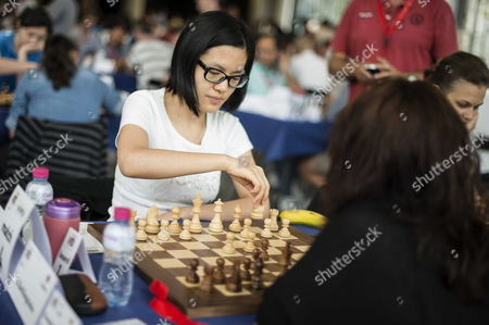 Editorial image of Spain Chess - Sep 2014