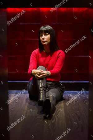 Cuban Writer Wendy Guerra Poses at the Presentation of Her New Novel 'Negra' (black) in Barcelona Spain 17 December 2013 the Story is About Nirvana Del Risco the First Black Cuban Heroine That Fought Against Racialist and Sexual Prejudices in Her Culture Spain Barcelona
