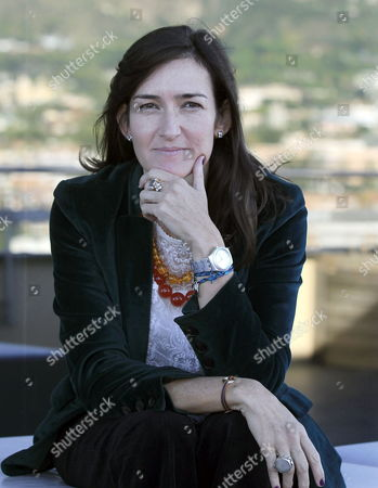 Spanish Writer and Former Culture Minister Angeles Gonzalez Sinde Poses For the Photographers During an Interview with Spanish Press Agency Efe Held a Day After She was the Runner-up For the Prestigious Literary Planeta Awards with Her Novel 'El Buen Hijo' (the Good Son) in Barcelona North-eastern Spain 16 October 2013 Spain Barcelona