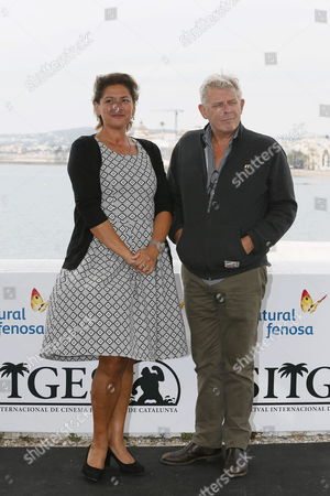 Editorial picture of Spain Sitges Fantastic Film Festival - Oct 2013