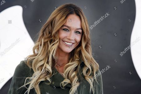 Australian Actress/cast Member Sharni Vinson Smiles at a Photocall For 'Patrick' During the 47th Sitges International Fantastic Film Festival in Sitges Outside Barcelona Spain 14 October 2013 the Festival Runs From 11 to 20 October Spain Sitges