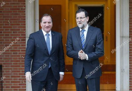 Editorial picture of Spain Sweeden Diplomacy - Feb 2015