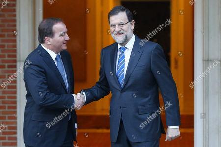 Editorial photo of Spain Sweeden Diplomacy - Feb 2015