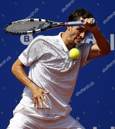 Editorial image of Spain Tennis Conde De Godo - Apr 2014
