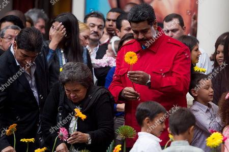 Editorial photo of Venezuela Chavez - Mar 2015