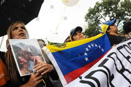 Editorial image of Venezuela Violence - Jan 2014