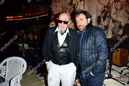 Charlelie Couture, Andre Manoukian