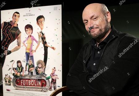 Editorial photo of Spain Cinema - Dec 2013