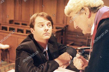 'Paul Merton in Galton and Simpson's Twelve Angry Men' - Paul Merton and Peter Jeffrey
