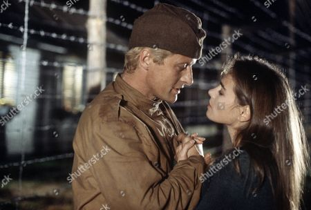 'Escape From Sobibor'  - Rutger Hauer and Joanna Pacula