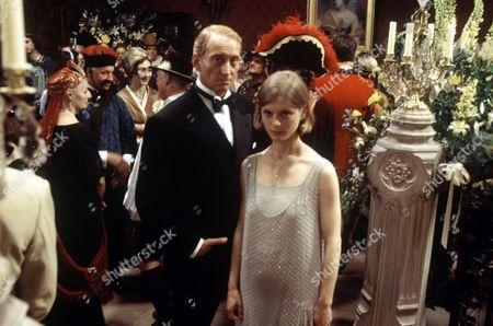 'Rebecca'  - Charles Dance and Emilia Fox