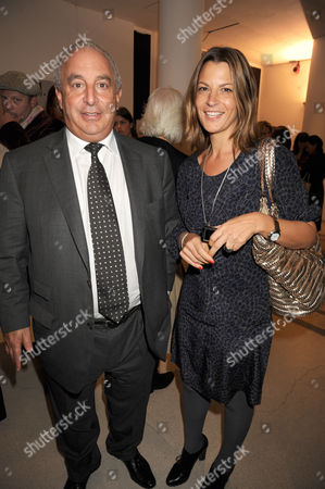 Sir Philip Green and Tania Foster-Brown