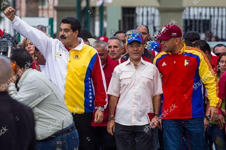 Editorial photo of Venezuela Elections - Dec 2013