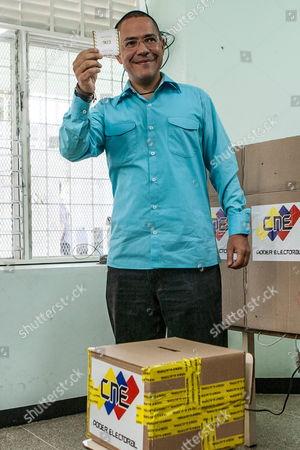 Editorial image of Venezuela Elections - Dec 2013