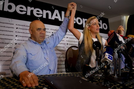 Editorial picture of Venezuela Opposition - Apr 2015