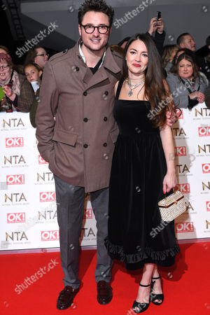 James Bye and Lacey Turner