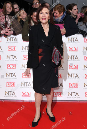 Editorial picture of National Television Awards, O2, London, UK - 25 Jan 2017