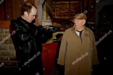 'Heartbeat' - Series 17 - 'Taking Stock' -  Ventress (William Simons) and Jimmy (Adam Christopher)