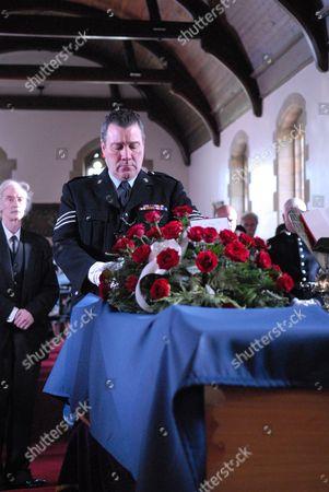 'Heartbeat' - Series 17 - 'Burying the Past' -  Sgt Miller (John Duttine)