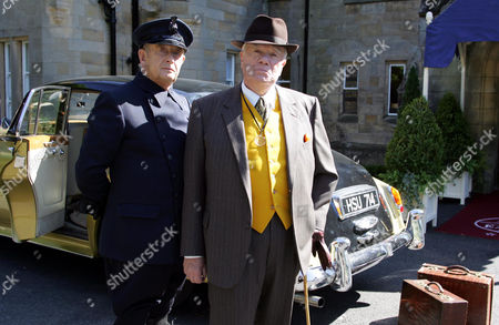 'Heartbeat'  - Series 17 - Episode: 8 - 'Only Make Believe' - Oscar Blaketon (Derek Fowlds) and Alf Ventress [William Simons]