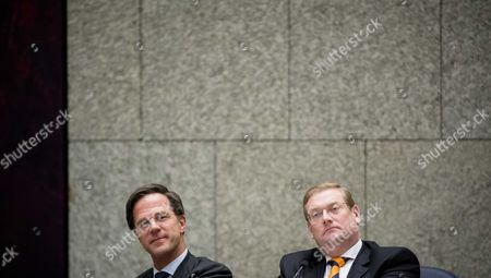 Editorial picture of Dutch minister Ard van der Steur resigns, The Hague, Netherlands - 26 Jan 2017