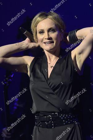 Stock Photo of Patricia Kaas