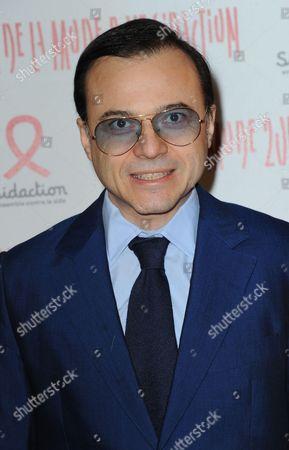 Stock Photo of Bertrand Burgalat