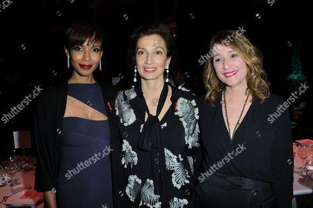 Sonia Rolland, Audrey Azouley, Daniela Lumbroso