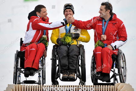 Editorial image of Canada Paralympic Games Vancouver 2010 - Mar 2010