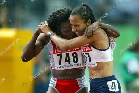 Editorial photo of France Athletics World Champs - Aug 2003