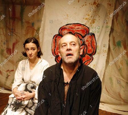 Pandora Colin (Anne of Cleves), Keith Allen (Henry VIII)