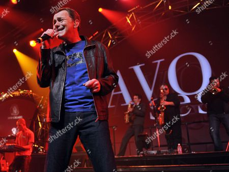 Duncan Campbell Singer From British Pop Group Ub40 Performs on Stage at the Avo Session in Basel Switzerland 30 October 2009 Switzerland Schweiz Suisse Basel