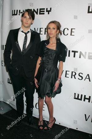 Guest and Allegra Versace Beck