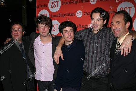 Editorial image of Opening Night of 'Boy's Life', Second Stage Theatre, New York City, America  - 20 Oct 2008
