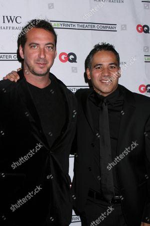 David Bar Katz, John Ortiz