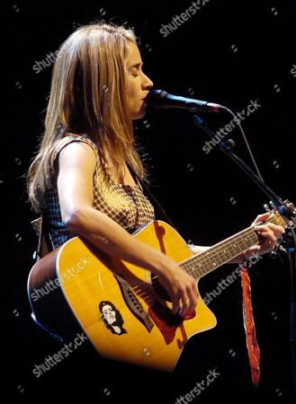 British Singer Heather Nova Performs One Stage During a Concert in Zurich Switzerland Monday 13 March 2006 Switzerland Schweiz Suisse Zurich
