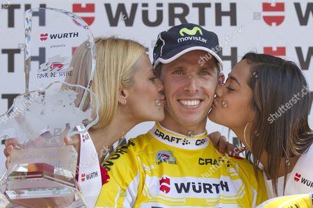 Editorial picture of Switzerland Cycling Tour De Suisse 2012 - Jun 2012
