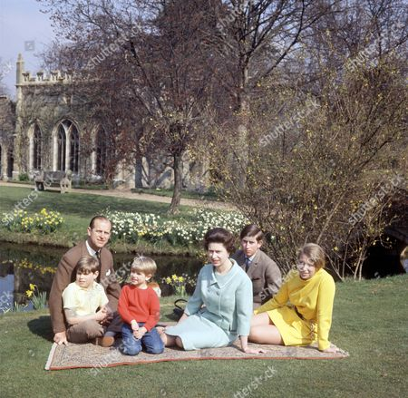 Prince Philip family
