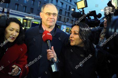 Editorial image of Switzerland Elmer Wikileaks Whistleblower - Jan 2011
