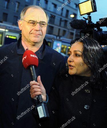 Editorial photo of Switzerland Elmer Wikileaks Whistleblower - Jan 2011