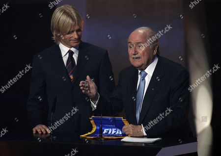Editorial image of Switzerland Fifa Soccer Ballon D'or - Jan 2012