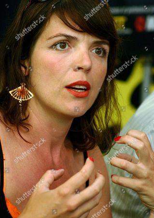 Editorial photo of Switzerland Film Festival Locarno - Aug 2004
