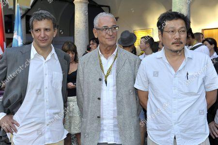 Editorial picture of Switzerland Film Festival Locarno - Aug 2009